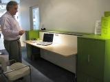 Креативная мебель, которая помогает экономить место