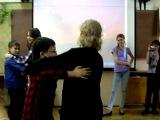 танец Марины Петровны и Назарова Олега